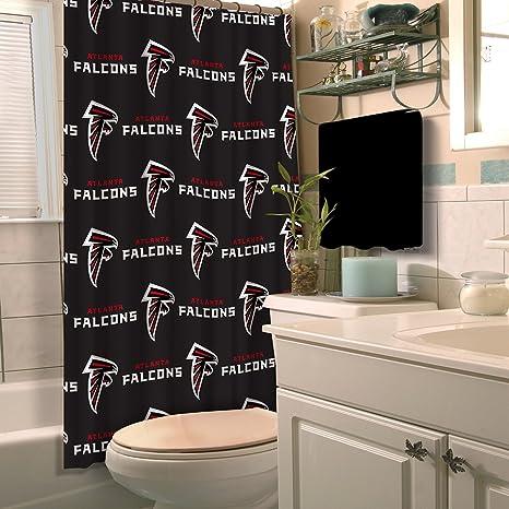 NFL Atlanta Falcons Shower Curtain