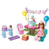 Mega Construx Wellie Wishers Garden Party Building Set (73 Piece)