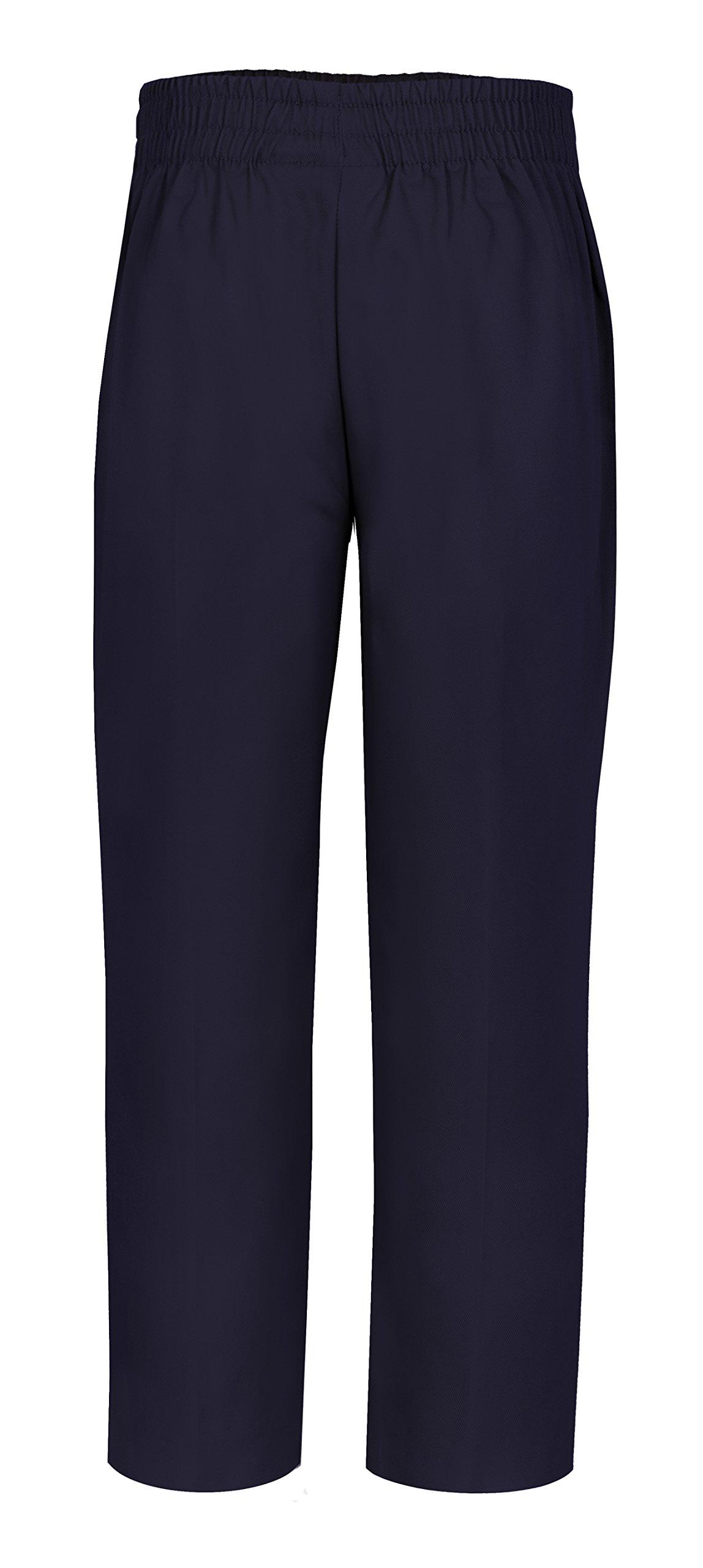 Classroom Uniforms CLASSROOM Big Boys' Uniform Pull-On Pant, Dark Navy, 10
