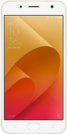 ceba1e2bfd Asus Zenfone 4 Selfie (Gold)  Amazon.in  Electronics