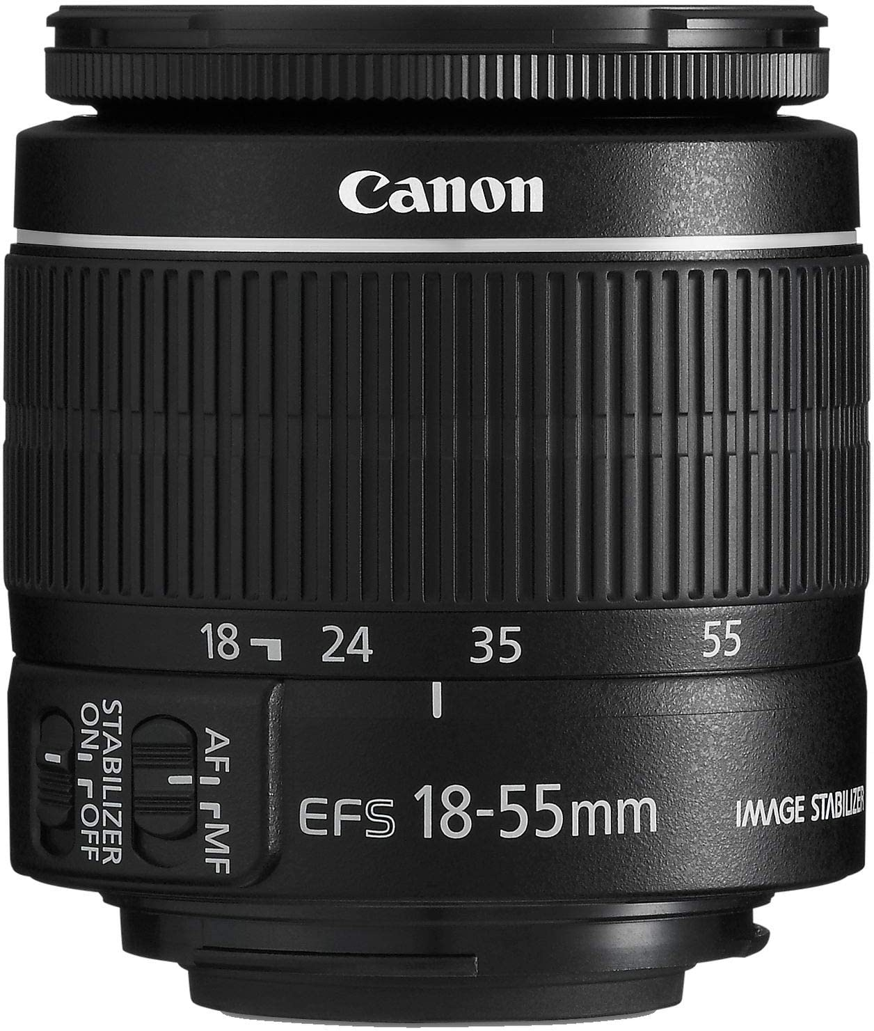Canon EF-S 18-55mm f/3.5-5.6 IS II: Amazon.es: Electrónica
