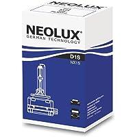NOLUX Xenon Standard (D1S, NX1S) 35W. Temperatura del