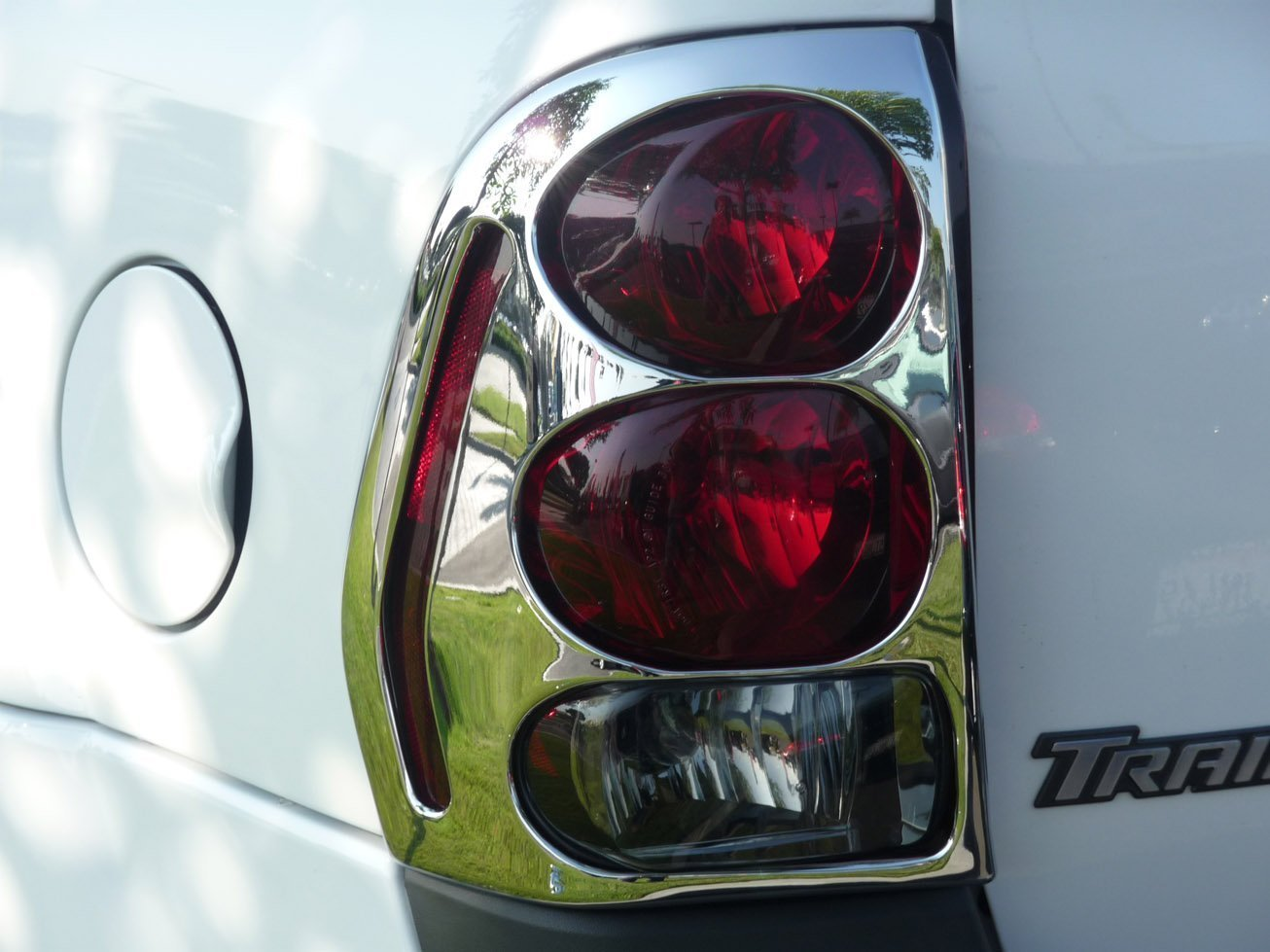 TFP 651D Tail Light Cover