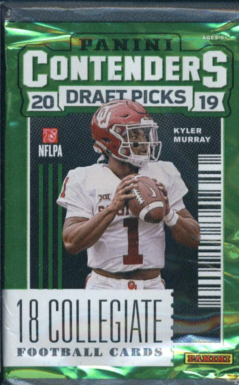 2018 Panini Contenders Draft Pick Football Insert Cards Choose From List