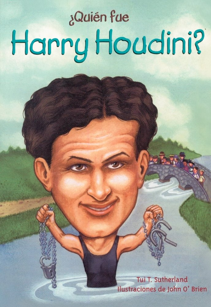 Download Quien Fue Harry Houdini? (Who Was Harry Houdini?) (Turtleback School & Library Binding Edition) pdf