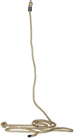 Gartenpirat Cuerda Escalada niños, trepar, 400 cm
