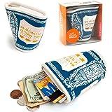 Amazon.com: Kikkerland Lucky Beggar Wallet: Home & Kitchen
