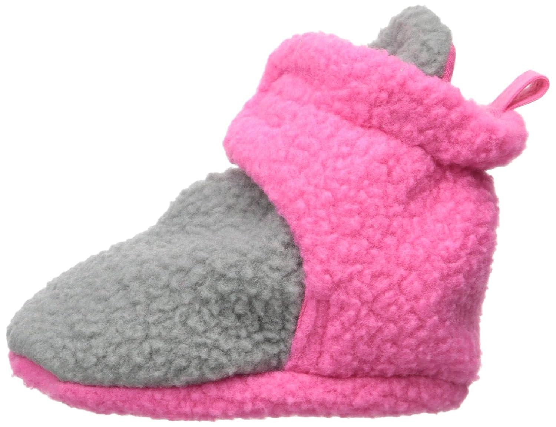 Luvable Friends Baby Girls Cozy Fleece Booties