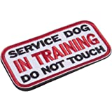 Feliscanis Service Dog In Training Dog Patches 2 Pack