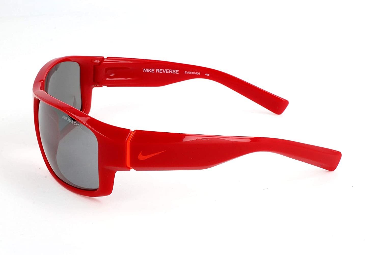 7e5fc7cd11 Amazon.com : Nike Reverse Sunglasses EV 0819 312 62x14 Blue Hero / Yellow  Strike / Grey Youth : Sports & Outdoors