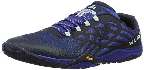 Merrell Trail Glove 4, Scarpe Sportive Indoor Uomo
