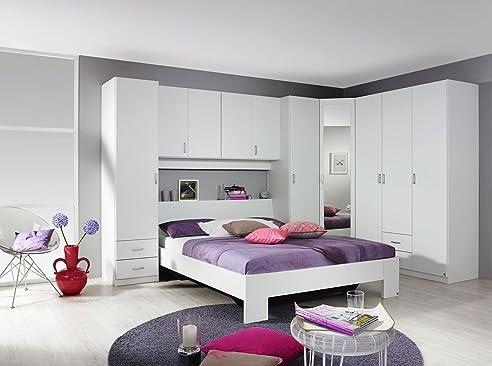 Schlafzimmer Schlafzimmermöbel Set Schlafzimmereinrichtung - Eckschranke schlafzimmer