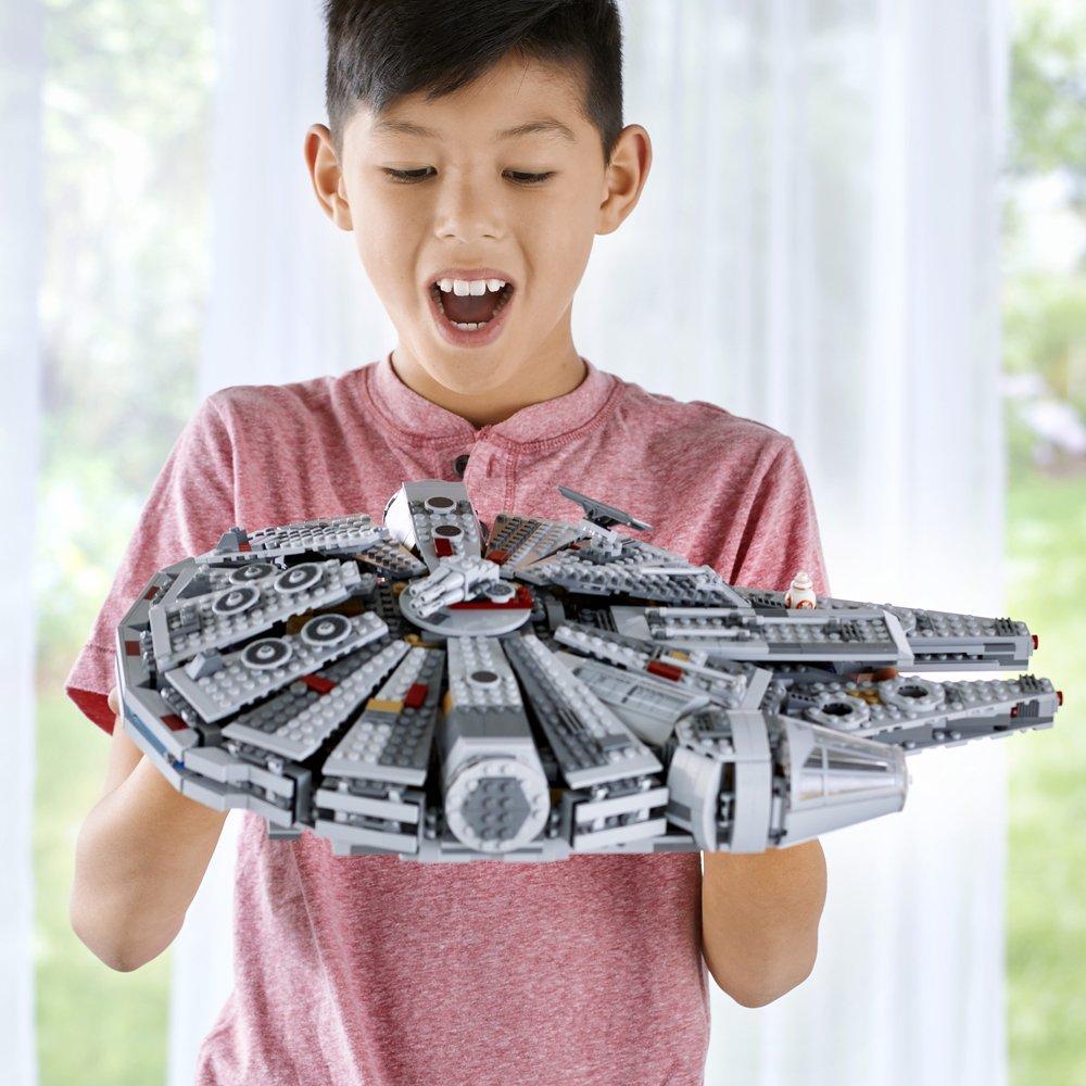 LEGO Star Wars Millennium Falcon 75105 Star Wars Toy by LEGO (Image #4)