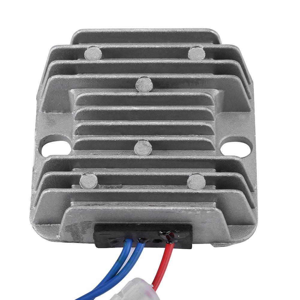 Acogedor 178F//186F 12V DC Voltage Regulator AVR for KDE3500 5000 6500 6700 Generator