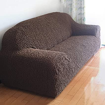 Amazon.com: XIAOMEI Wide armrest Sofa slipcover Extra Large Sofa ...
