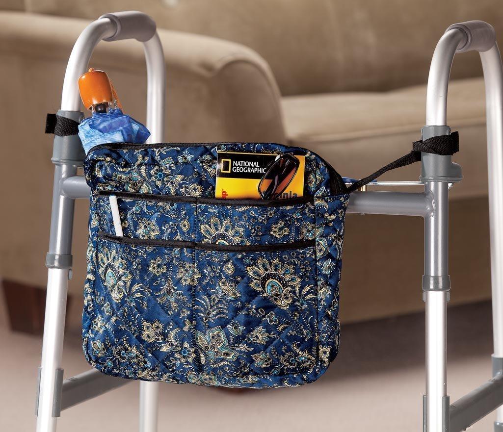 LAMINET Walker/Wheelchair Bag - PAISLEY