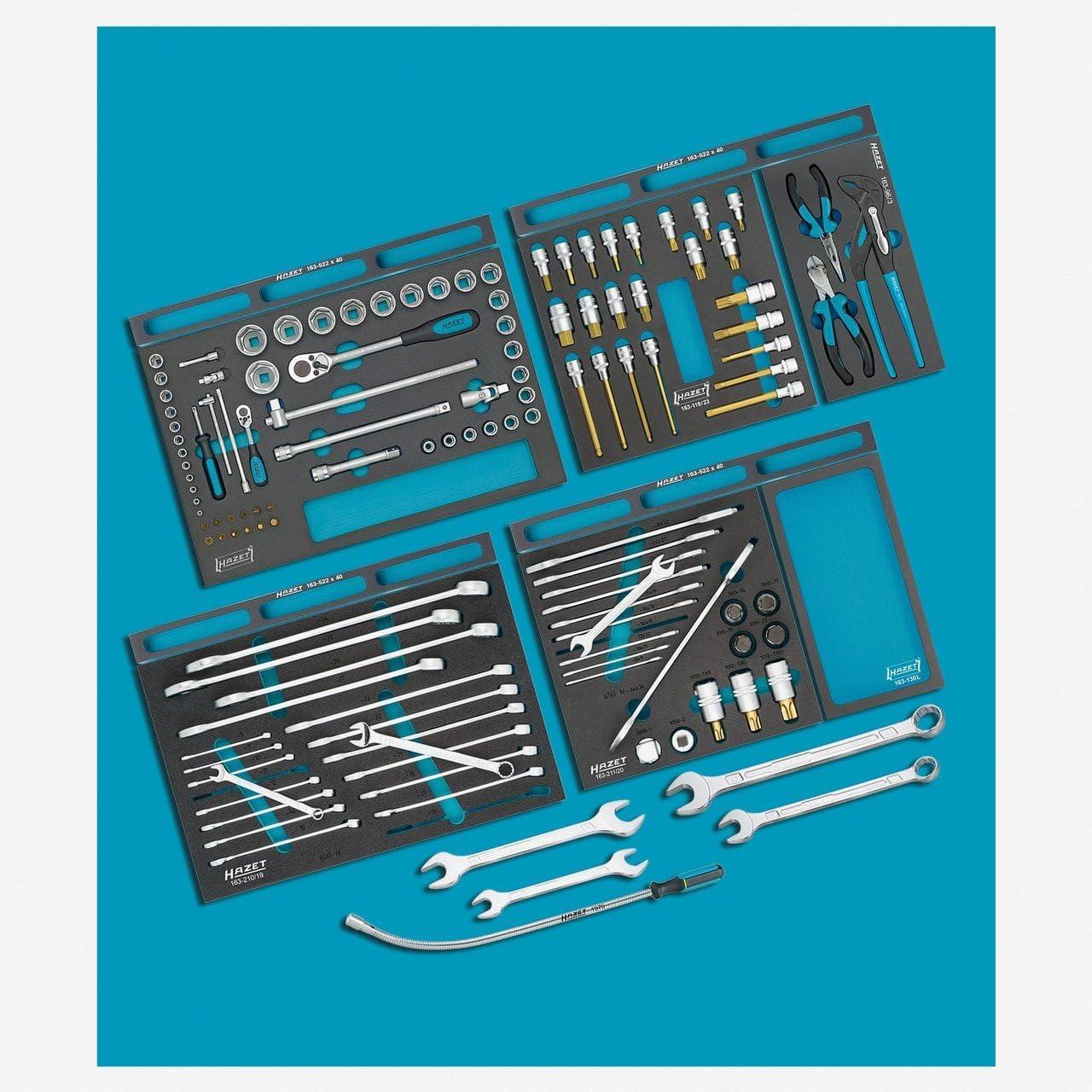10pc piatte per legno trapano a forcella a gambo esagonale con barra di prolunga 632mm TE687