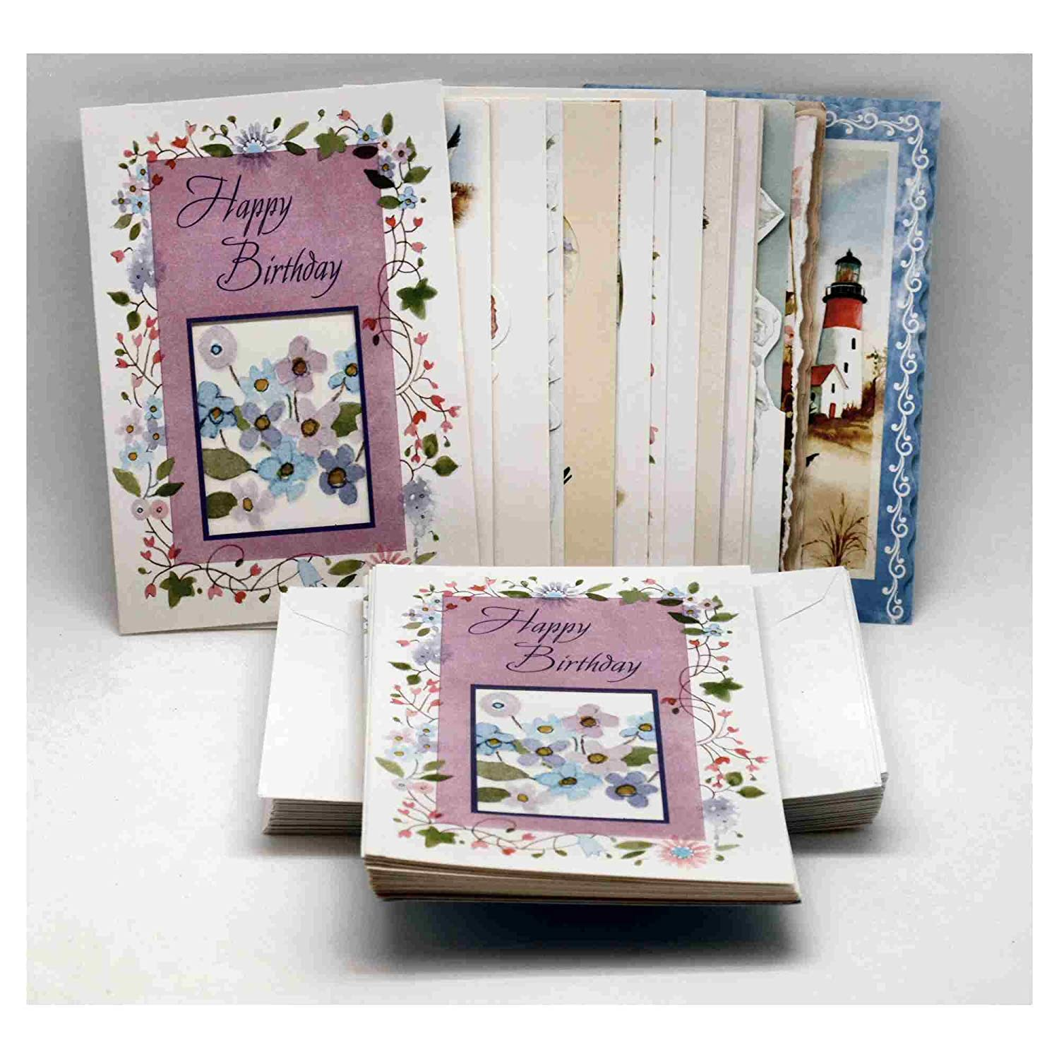 Amazon Designer Greetings 32 Assorted Everyday All Occasion