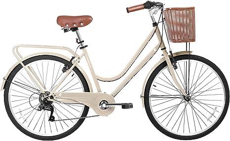 Ciudad de la Gama Bicicletas Mujeres básica Step-Thru 6 ...