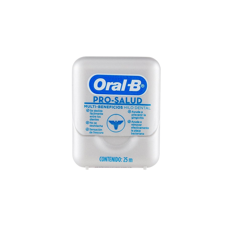 Oral-B Pro-Salud Hilos Dentales 2x1 Multi-Beneficios 50 m  Amazon.com.mx   Salud 9c80f1281add