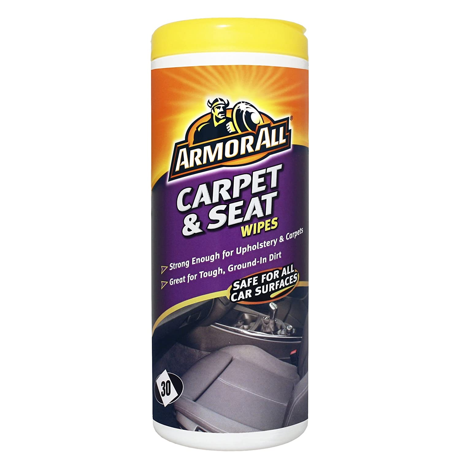 Armorall Carpet & Seat Wipes (25) 80%OFF