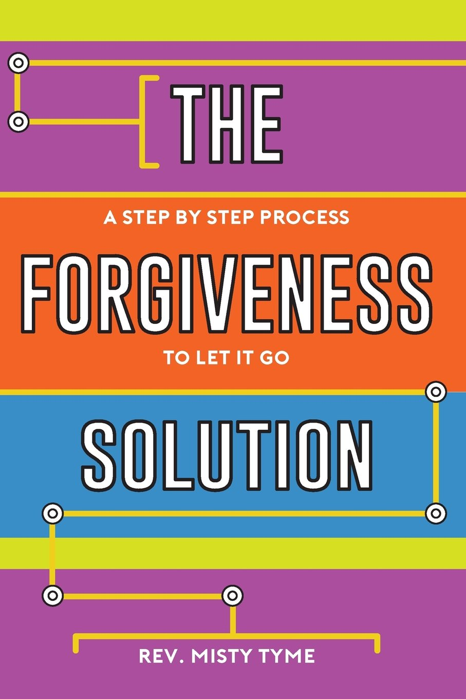 The Forgiveness Solution: A Step by Step Process to Let It Go PDF
