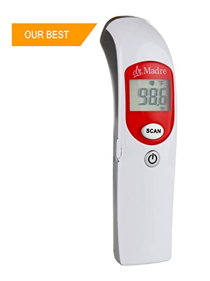 Medical Infrared Thermometer Amazon Prime Talking Non-Contact Thermometer Digital Forehead. Free Shipping Best