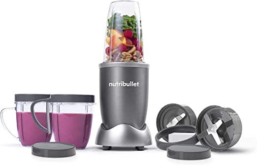 NutriBullet NBR-1201 12-Piece High-Speed Blender