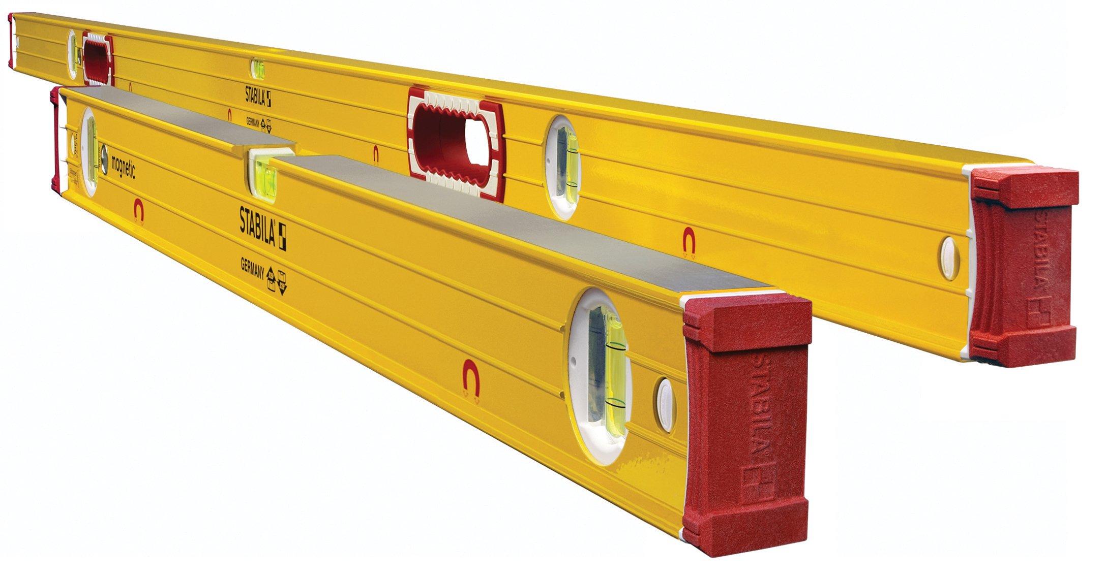 Stabila 38532 Type 96M Magnetic Jamber Set 78'' Plus 32'' Levels