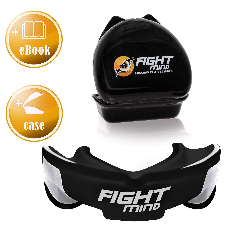 Fight Mind Success is a Decision Defender Hockey Boxen American Football MMA Kickboxen Muay Thai Krav MAGA