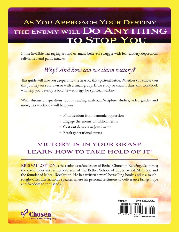 Workbooks spiritual gifts workbook : Spirit Wars Workbook: Winning the Invisible Battle Against Sin and ...