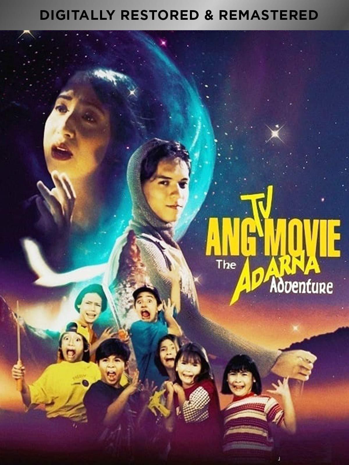 Amazon Com Ang Tv Movie The Adarna Adventure Nida Blanca Tirso Cruz Iii Dindo Arroyo Gio Alvarez