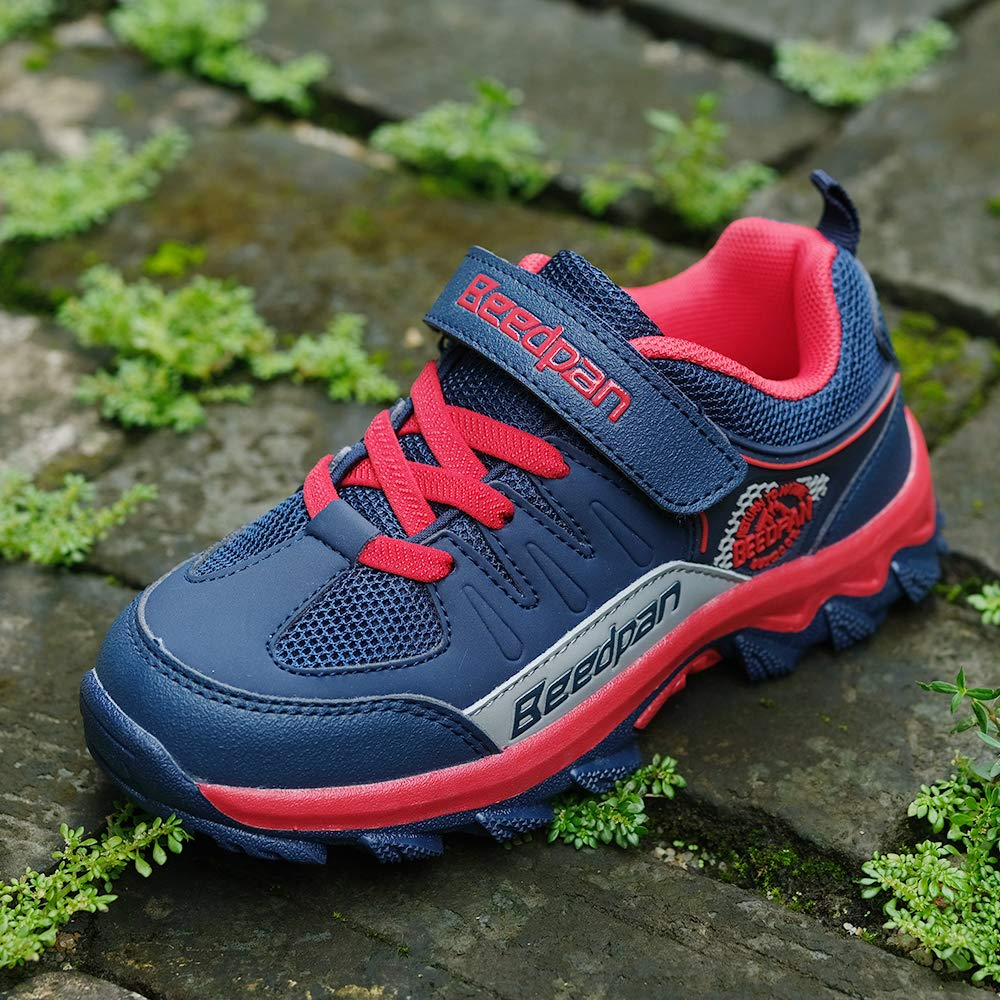 hot angcl Kid Hiking Shoes Breathable Slip Resistance Outdoor Walking Sports Shoes Fashion Casual Sneakers for Boys Girls