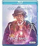 Doctor Who: Tom Baker Complete Season Three (Blu-ray)