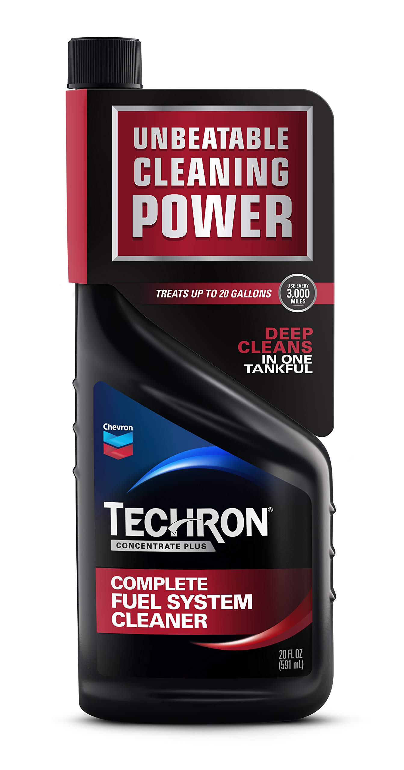 Chevron Techron Concentrate Plus Fuel System Cleaner - 20 oz.
