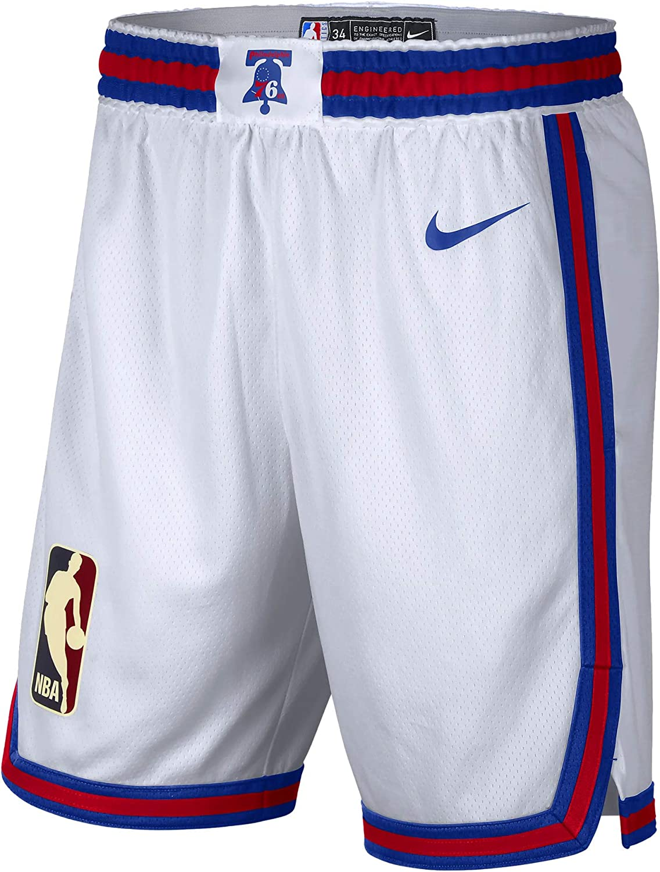 Disminución Permitirse Planificado  Nike NBA Hardwood Classic Swingman Shorts Mens White at Amazon Men's  Clothing store