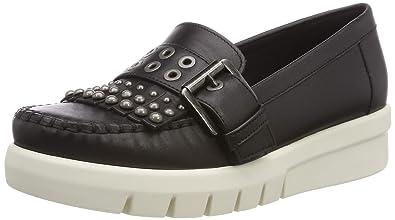 Geox D Wimbley C, Mocasines para Mujer: Amazon.es: Zapatos y ...