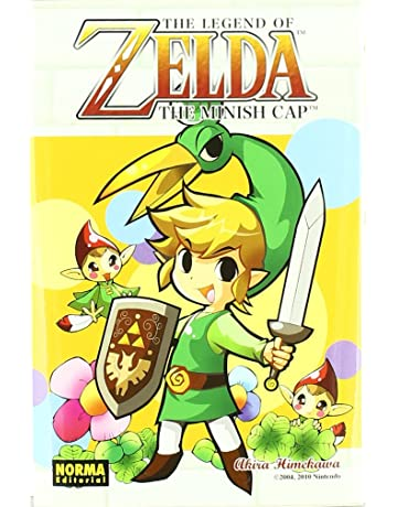 THE LEGEND OF ZELDA 05 THE MINISH CAP (CÓMIC MANGA)