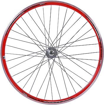 fixi Rueda delantera para bicicleta (Rueda trasera 28 700 C ETRTO ...