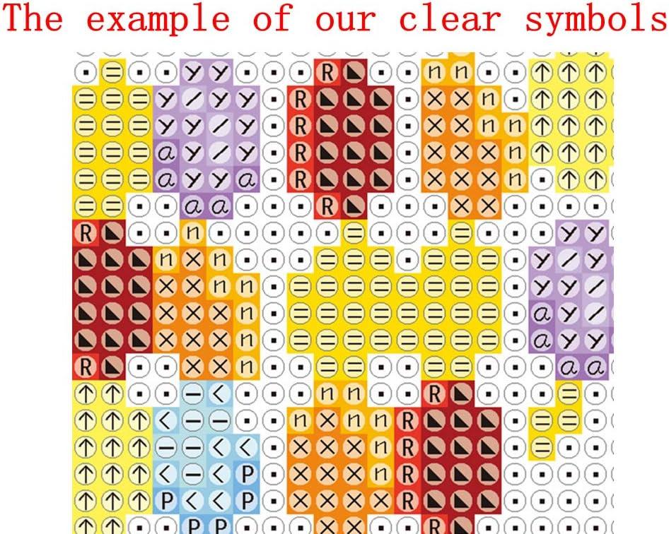 18x18 Horse and Sunflower 5D Diamond Painting Kits Full Round AB Drills DIY Cross Stitch Pattern Rhinestone Embroidery Kits Arts Craft Wall Sticker