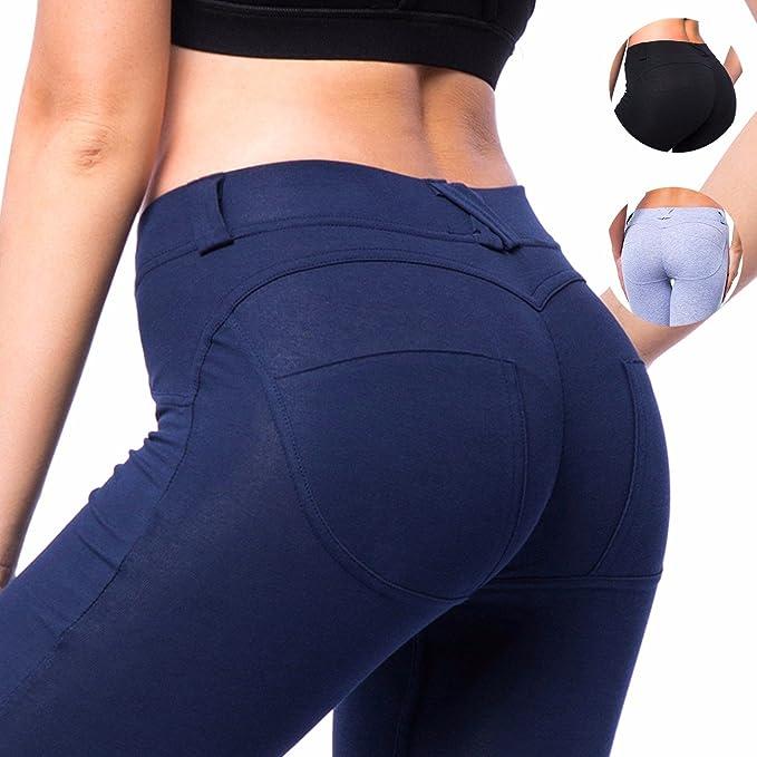 bcd3df95033dad Fittoo Heart Shape Women's Yoga Pants Sport Pants Butt Lifting Workout  Leggings Sexy High Waist Trousers