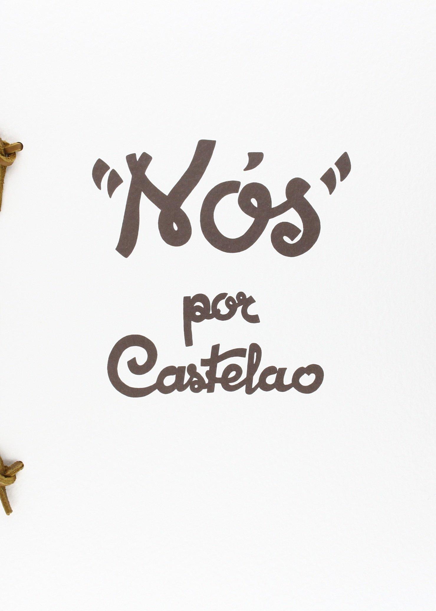 Nós (Debuxos) (Gallego) Tapa blanda – 10 sep 2016 Alfonso Castelao Editorial Galaxia S.A. 8471544687