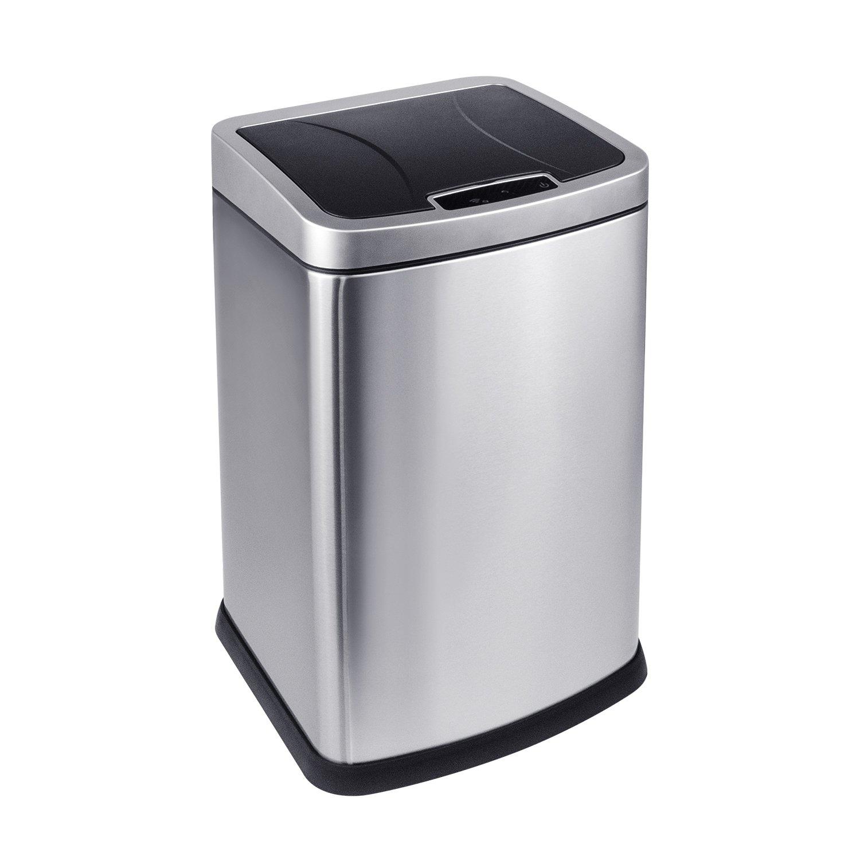 MICOE センサー式ゴミ箱 FH-LJT1