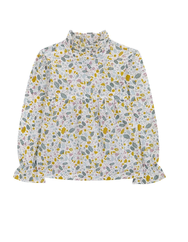 Gocco Blusa Flores, Bambina