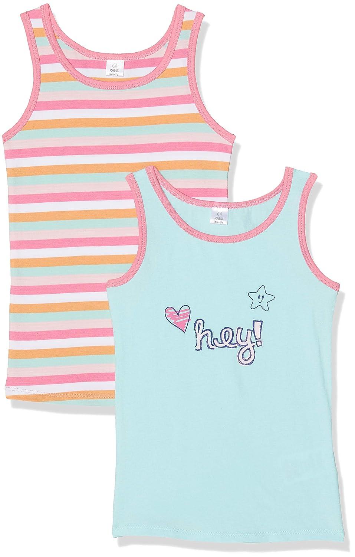 Kanz Girl's 2er Pack Top Vest 1325662
