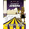 The Story of Joseph Activity Book (Beginners)