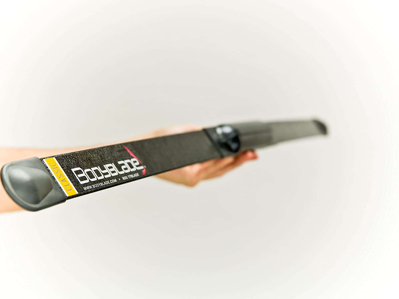 Talla 122 cm Barra con Peso para Fitness Color Negro Bodyblade/® Exerciser Classic Kit