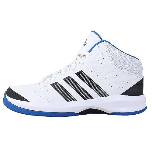 adidas Aislamiento g98708 Zapatos de Baloncesto Hombre, Runwht ...