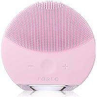 FOREO LUNA mini 2 - Cepillo Limpiador Facial Sónico, Rosa (Pearl Pink)