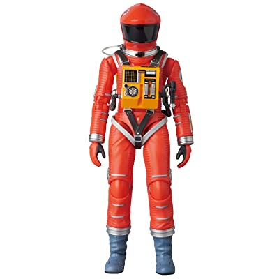 MAFEX mafex Space Suit 2001: a sapce Odyssey Non Scale pre-Painted ABS & PVC pre-Painted Action Figures ATBC-PVC (Orange): Toys & Games [5Bkhe1204410]